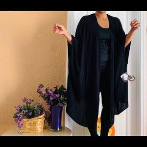 AVA & VIV ebony blazer